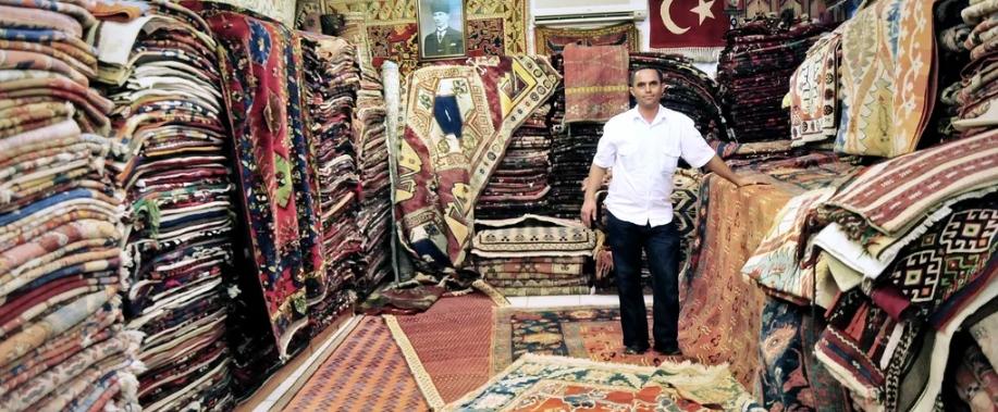 Особенности ковров из Турции